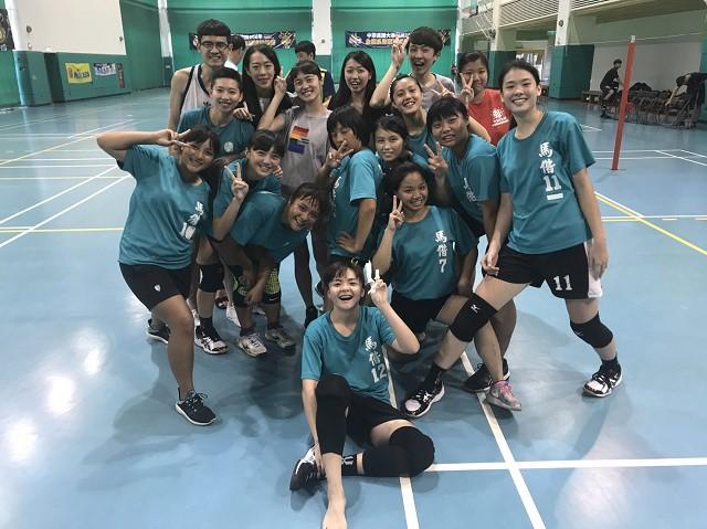 恭賀!! 本校排球校隊獲得106年全國系際冠軍盃排球錦標賽 第二名